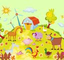 3D农场游戏